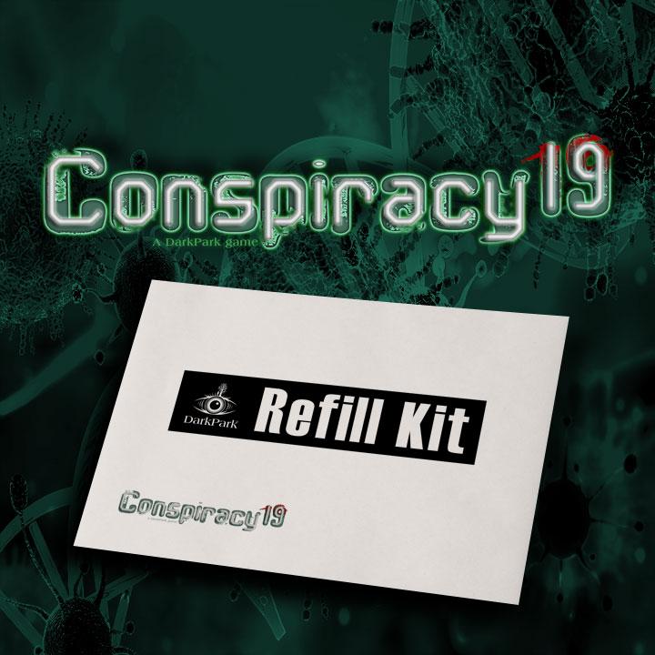 Conspiracy-19 - Refill Kit