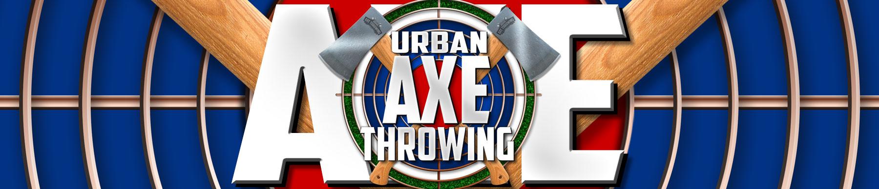 Urban Axe Throwing Delft